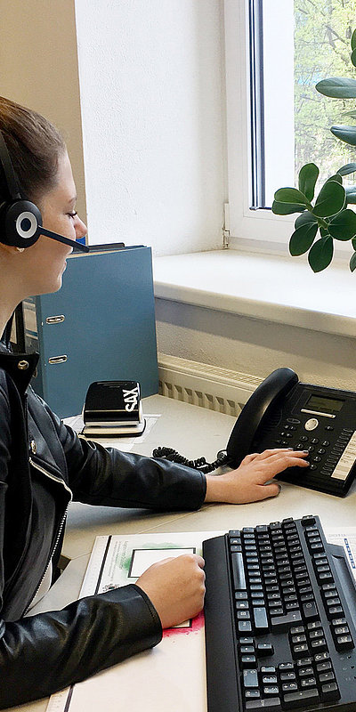 Telefonservice - ihrbüroservice | Kufstein
